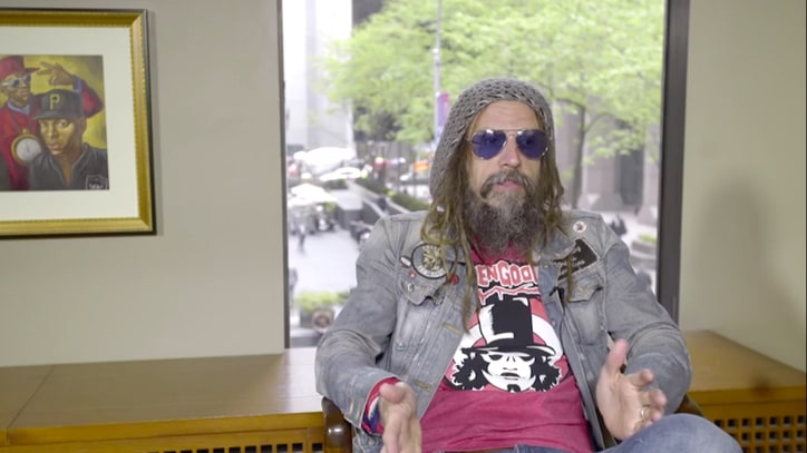 Watch Rob Zombie Talk Wild New LP: 'I Live in Fear of Being Boring'