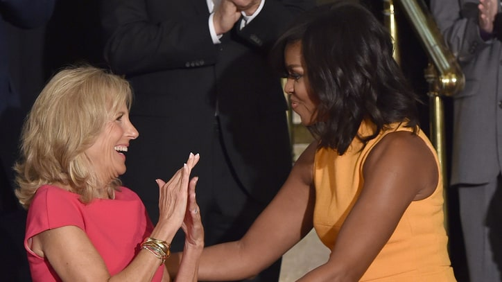 Michelle Obama to Appear on 'The Voice,' NCIS'