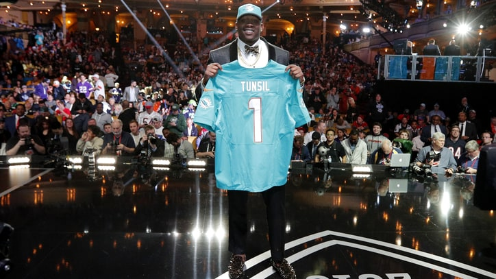 Laremy Tunsil, Weed and Crop Tops: The Most Millennial NFL Draft Ever