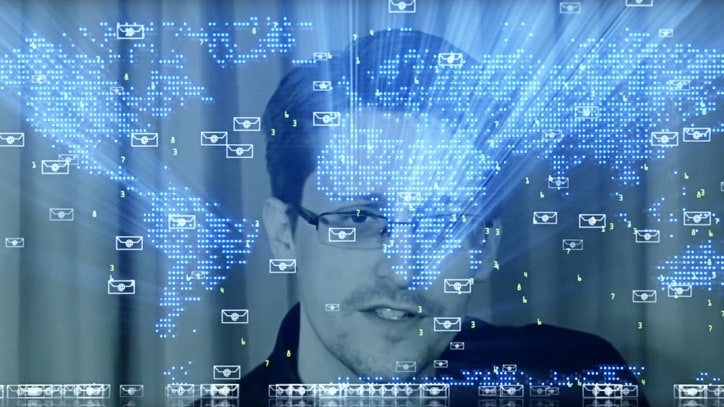 Watch Edward Snowden Blast Government Surveillance in Music Video
