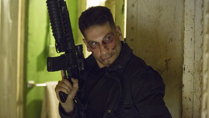 Netflix Orders Full Season of Marvel's 'The Punisher'