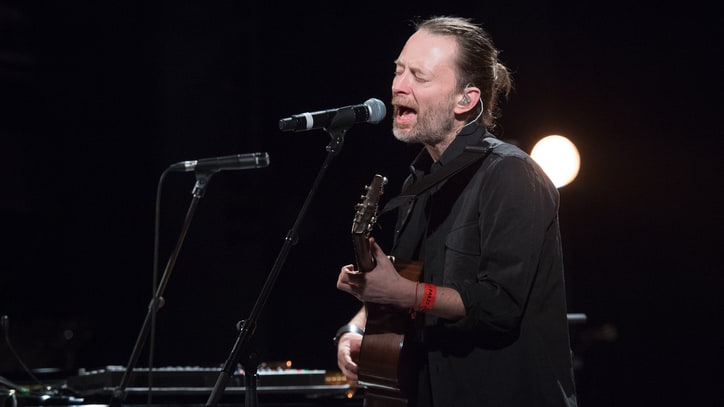 Radiohead Send Mysterious 'Burn the Witch' Leaflet to Fans