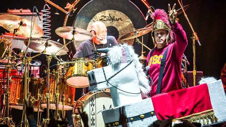 Will Ferrell, Chad Smith Host Silly, Surreal Drum-Off Sequel in L.A.