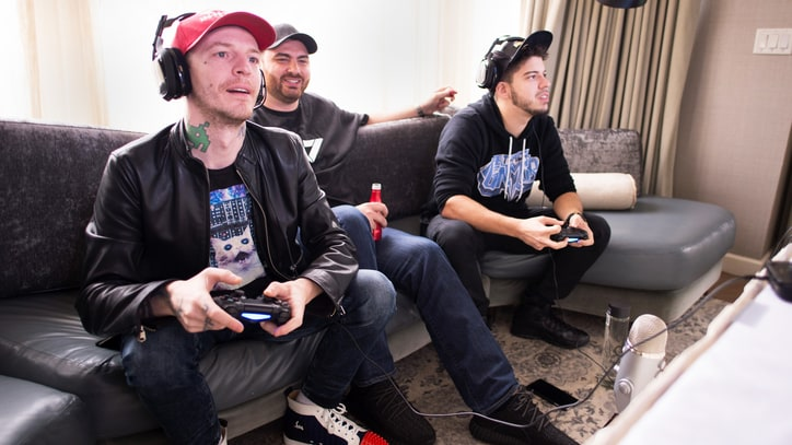 Deadmau5 Talks Video Game Obsession, Lazy DJs