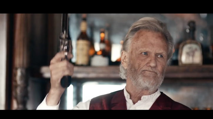 See Kris Kristofferson Play a Sage Bartender in New Western