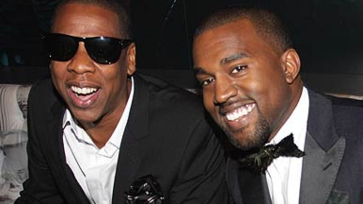 Jay-Z and Kanye West Announce 'Watch the Throne' Tour