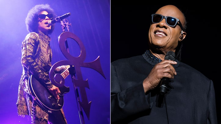 Stevie Wonder: Prince 'Took Music to a Whole Other Place'