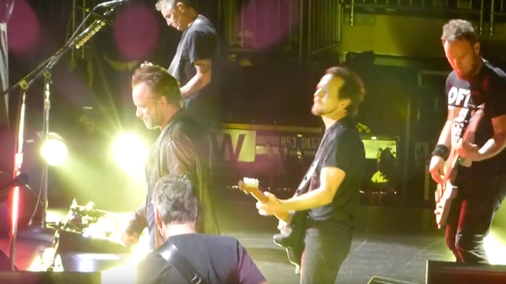 Watch Pearl Jam Perform With Sting, Cheap Trick in New York