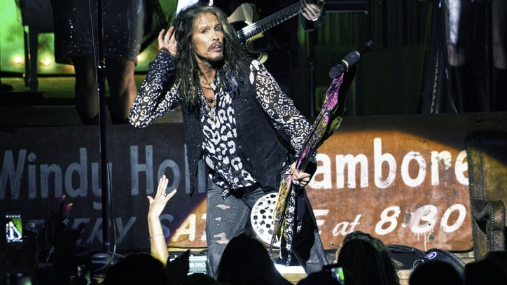 5 Things We Learned at Steven Tyler's 'Out On a Limb' Show