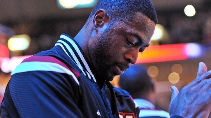 Dwyane Wade Cries After Learning He Was Prince's Favorite Player