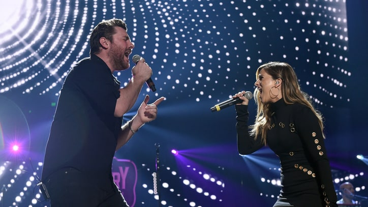 Chris Young, Cassadee Pope Hit Number One With 'Think of You'