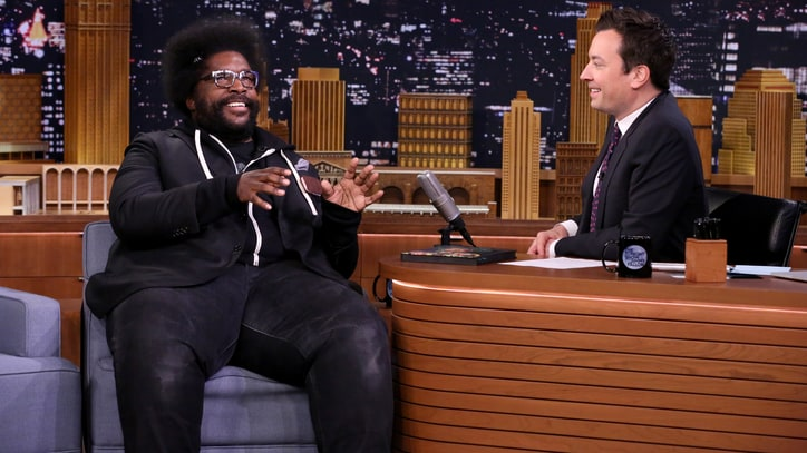 Questlove Recalls How Jimmy Fallon Won Over the Roots