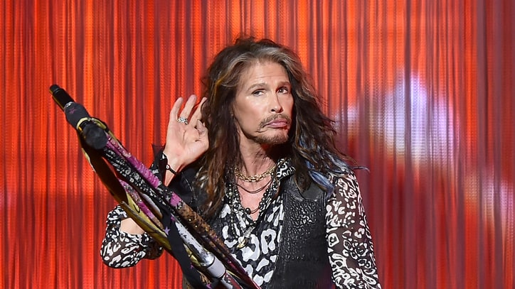 Steven Tyler Announces Intimate Solo Tour