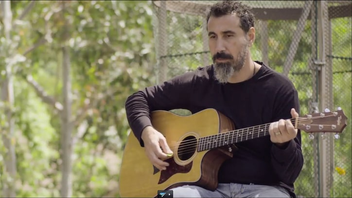 See System of a Down's Serj Tankian Perform New Political Song 'Artsakh'