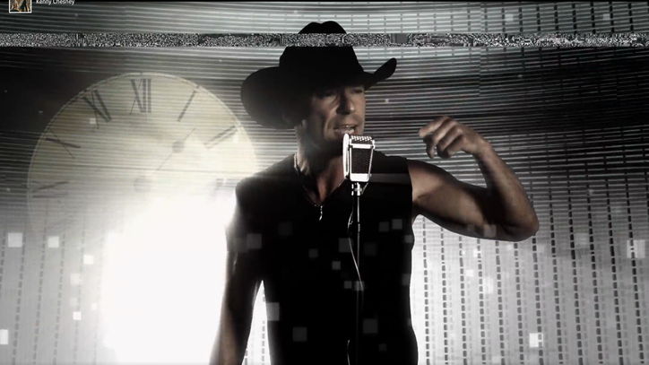 Watch Kenny Chesney's Chaotic 'Noise' Video