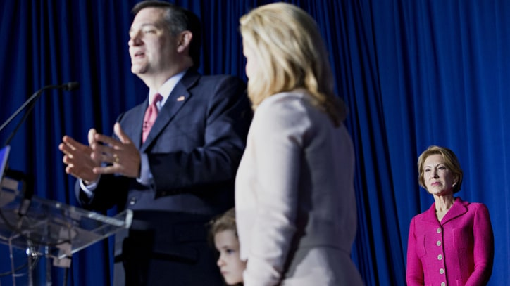 Ted Cruz's Carly Fiorina Gambit Didn't Save Him