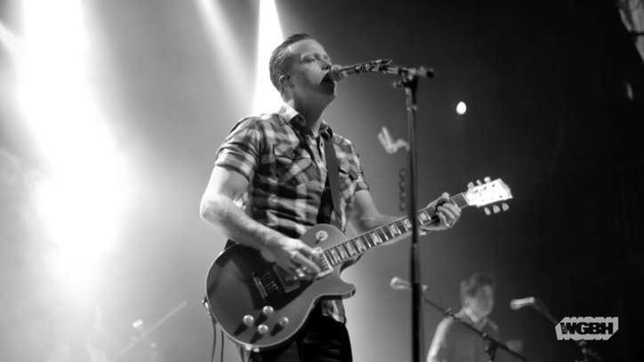 See Jason Isbell Perform a Swinging 'Palmetto Rose'