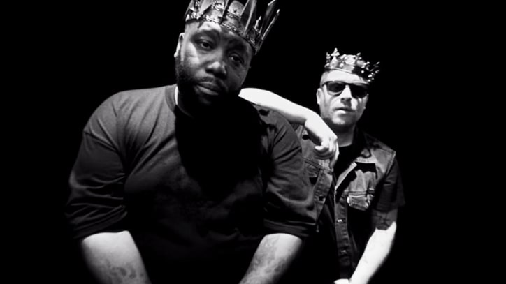 Watch Run the Jewels' Stormy, 360-Degree 'Crown' Video