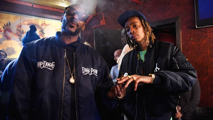 Snoop Dogg, Wiz Khalifa: 'We Don't Give a F--k About Politics'