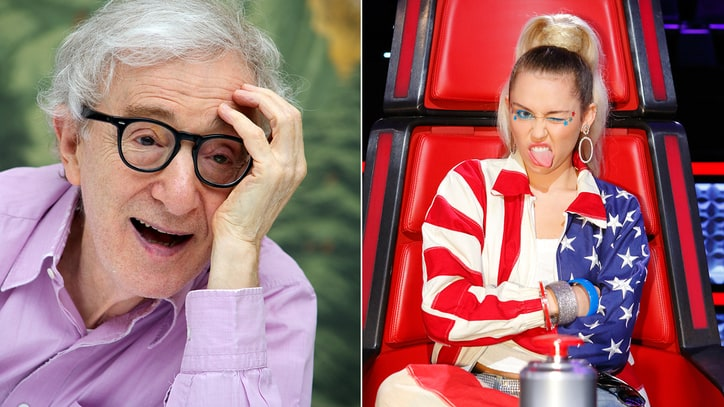 Why Woody Allen Chose Miley Cyrus to Star in New Series