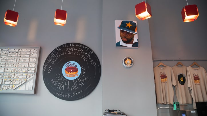 Dilla's Delights: Inside the Opening of Long-Awaited Tribute Doughnut Shop