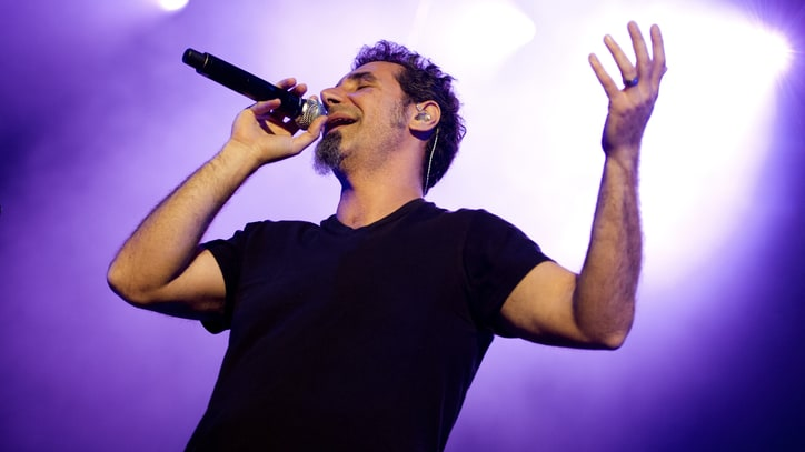 Serj Tankian on 'Personal' Film Soundtrack, State of System of a Down