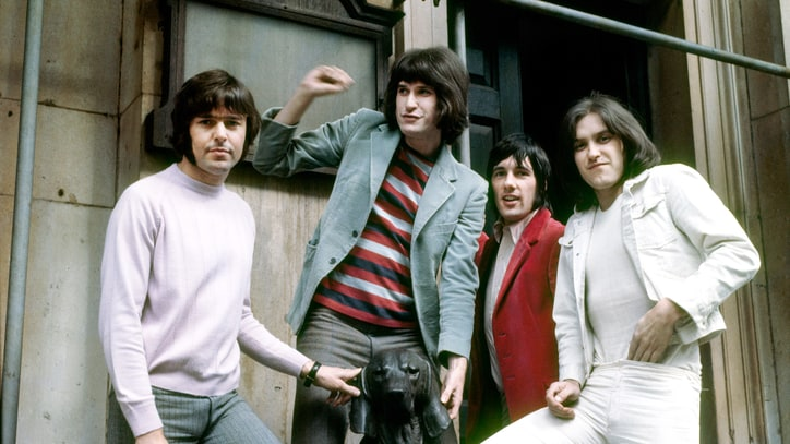 Hear Kinks' Rare Live 'Long Tall Shorty'