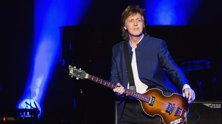 Watch Paul McCartney Cover Prince's 'Let's Go Crazy' in Minneapolis