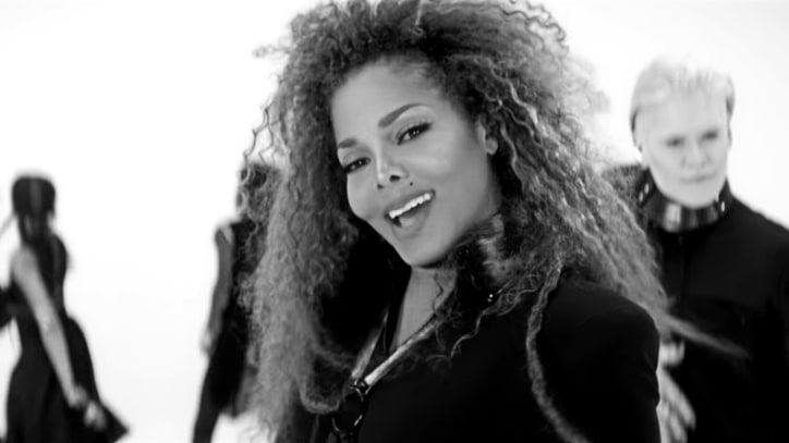 Watch Janet Jackson's Sultry 'Dammn Baby' Video