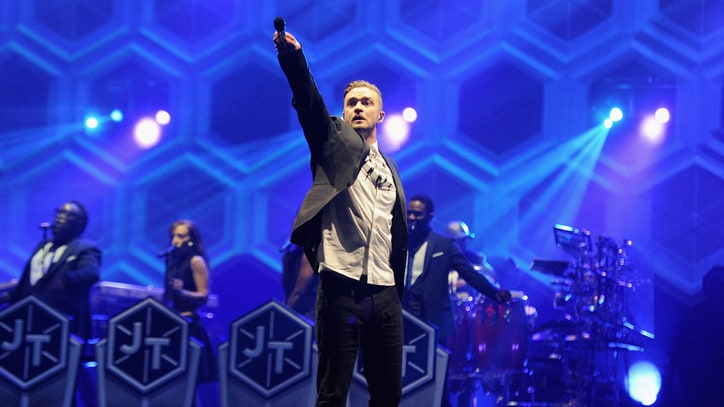 Hear Justin Timberlake's Sunny New Song 'Can't Stop the Feeling'