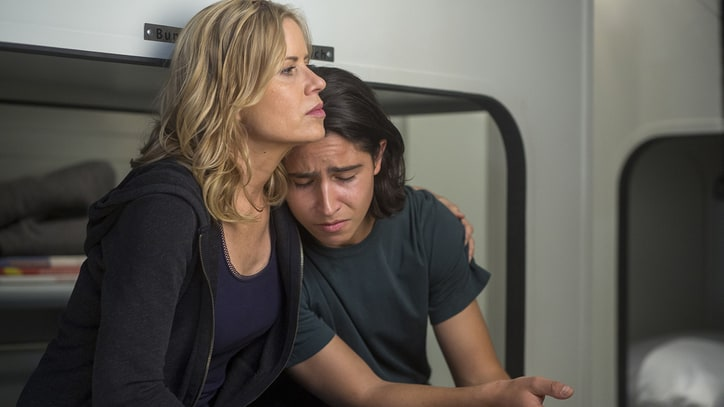 'Fear the Walking Dead' Recap: Naval Gazing