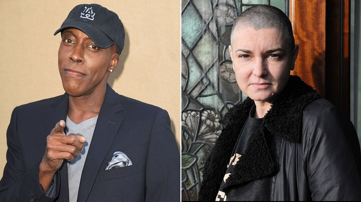 Arsenio Hall Sues Sinead O'Connor for $5 Million