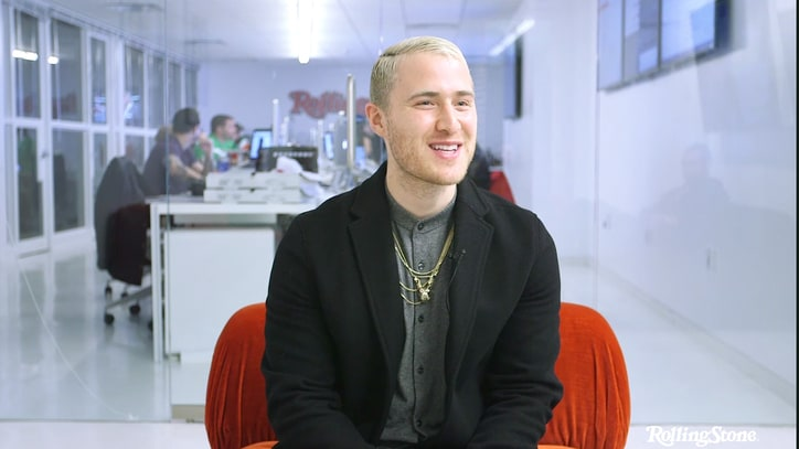 How Merle Haggard, Big Sean Influenced Mike Posner's New Album