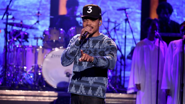 Watch Chance the Rapper Debut Spiritual 'Blessings' on 'Fallon'