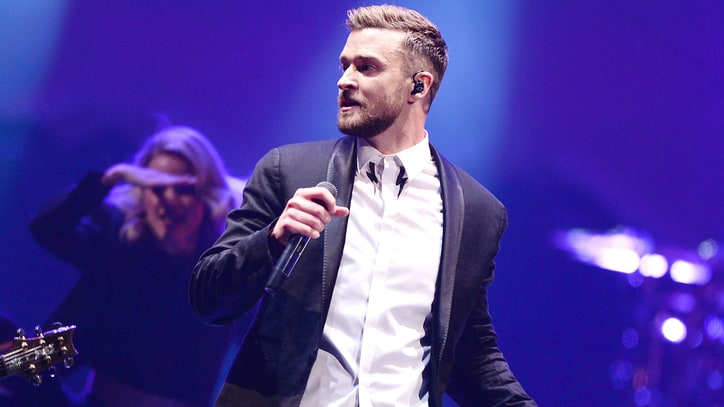 Justin Timberlake: 'I'm Definitely Working on a New Album'