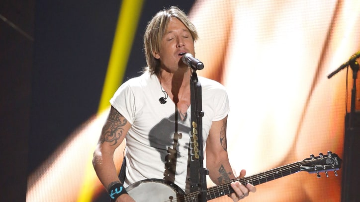 Keith Urban on 'Ripcord' Collaborations: The Ram Report
