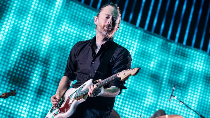 Radiohead Release Stunning 'Daydreaming' Video Ahead of New Album