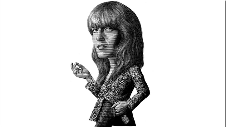 Florence Welch on Covering Green Day, Quitting Drinking