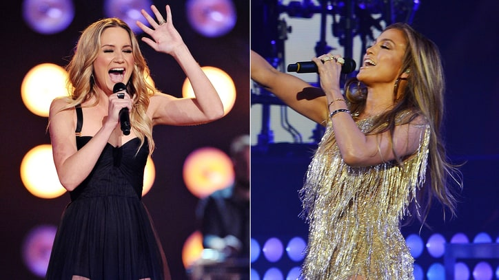 Hear Jennifer Nettles, Jennifer Lopez Find Common Ground in 'My House'