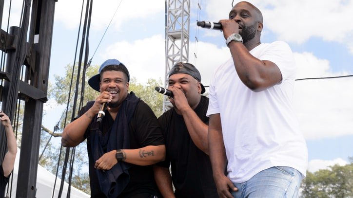 Hear De La Soul's Funky New Song 'Trainwreck'