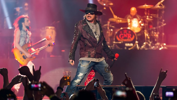 Axl Rose on AC/DC Rehearsals: 'Only Day Off Was Surgery Day'