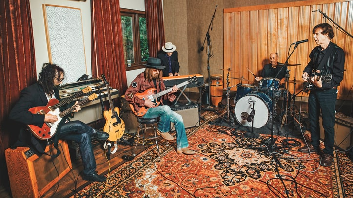 Tom Petty, Mudcrutch Bandmates Talk Edgy Second LP