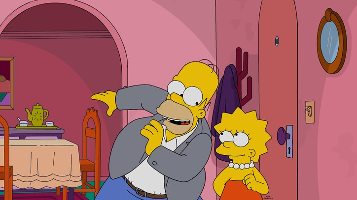 'Simpsons' Producer Talks Technology Behind Upcoming Live Episode