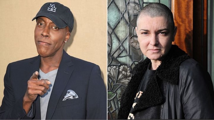 Sinead O'Connor to Arsenio Hall: 'Suck My D--k'