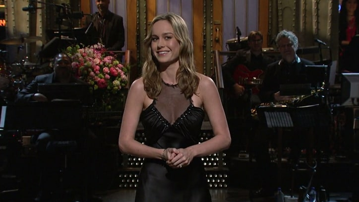 Brie Larson on 'SNL': 3 Sketches You Have to See