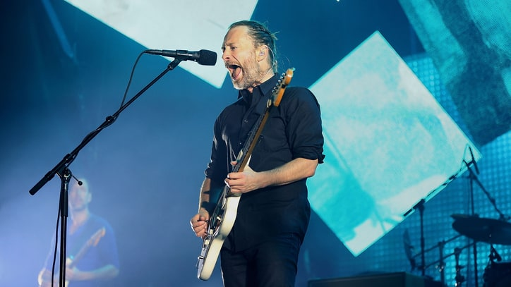 Radiohead Release New Album 'A Moon Shaped Pool'