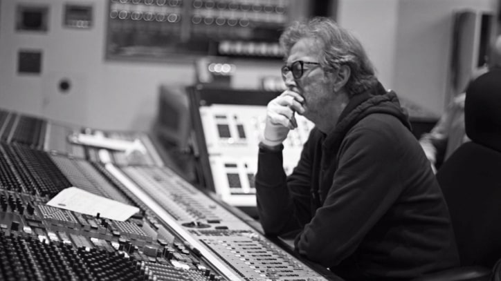 Watch Eric Clapton Talk Raw New Album 'I Still Do'