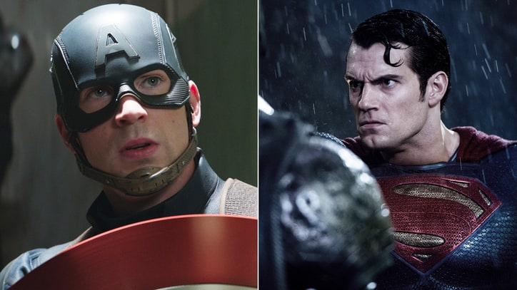 'Civil War' vs. 'Batman v Superman': What Marvel Is Getting Right
