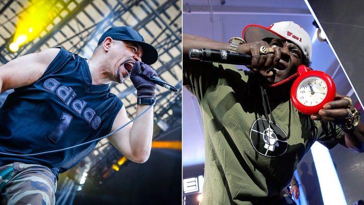 Ice-T, Public Enemy, Naughty By Nature Lead Art of Rap Festival Tour