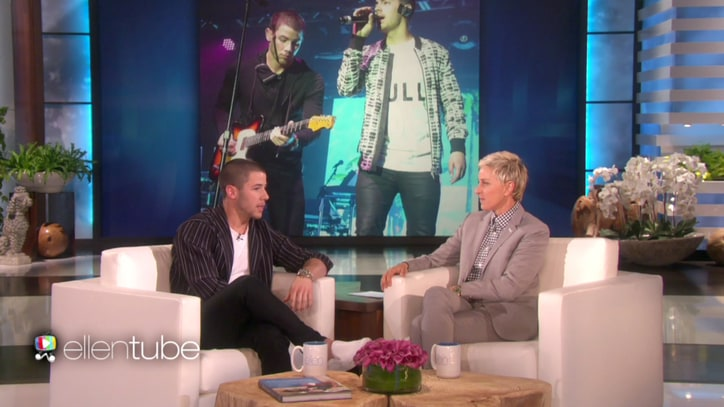 Nick Jonas Discusses Canceled North Carolina Show on 'Ellen'